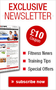 HAMMER FITNESS UK  Newsletter