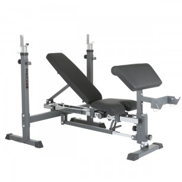 FINNLO by HAMMER Multipurpose Weight Bench REXXUS
