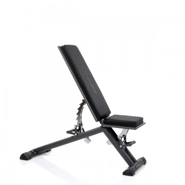 FINNLO by HAMMER Incline Bench Design Line, Black