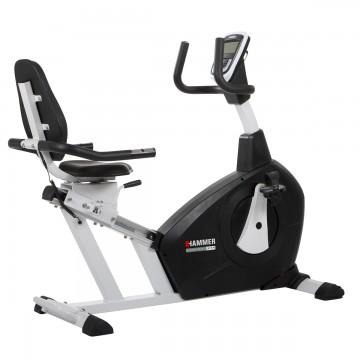 HAMMER Exercise Bike: Ergometer Comfort XTR