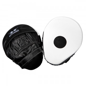 HAMMER BOXING Double Focus Mitts, Curved Short