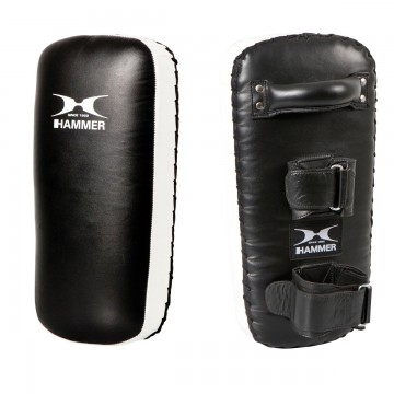 HAMMER BOXING THAI Mitts Black/White