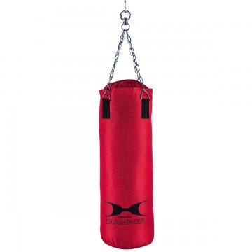 Hammer Boxing HAMMER BOXING Boxsack Punch rot