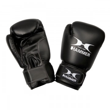 HAMMER BOXING Boxing Gloves Fit Black