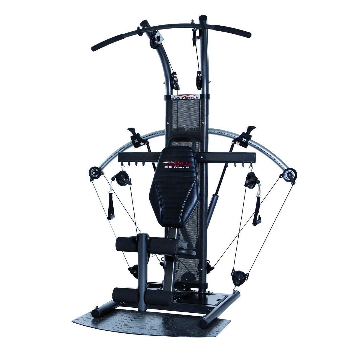 Buy Finnlo By Hammer Multi Gym Bio Force Extreme Alat Fitnes Roll