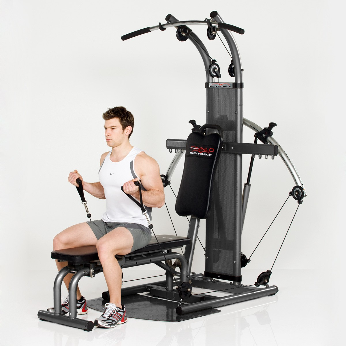 Buy finnlo by hammer multi gym bio force extreme for Ab salon equipment reviews