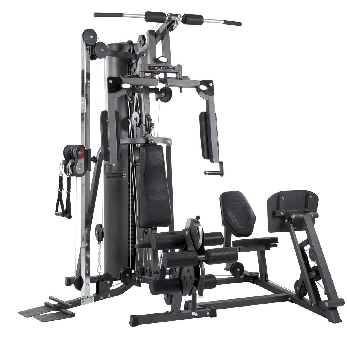 Finnlo By Hammer Multi Gym Autark 2500