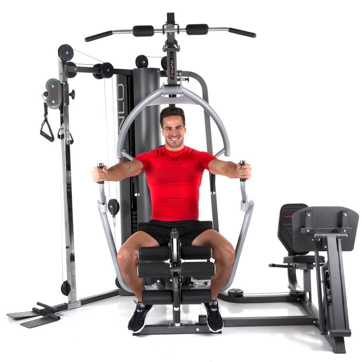 Finnlo By Hammer Multi Gym Autark 6800