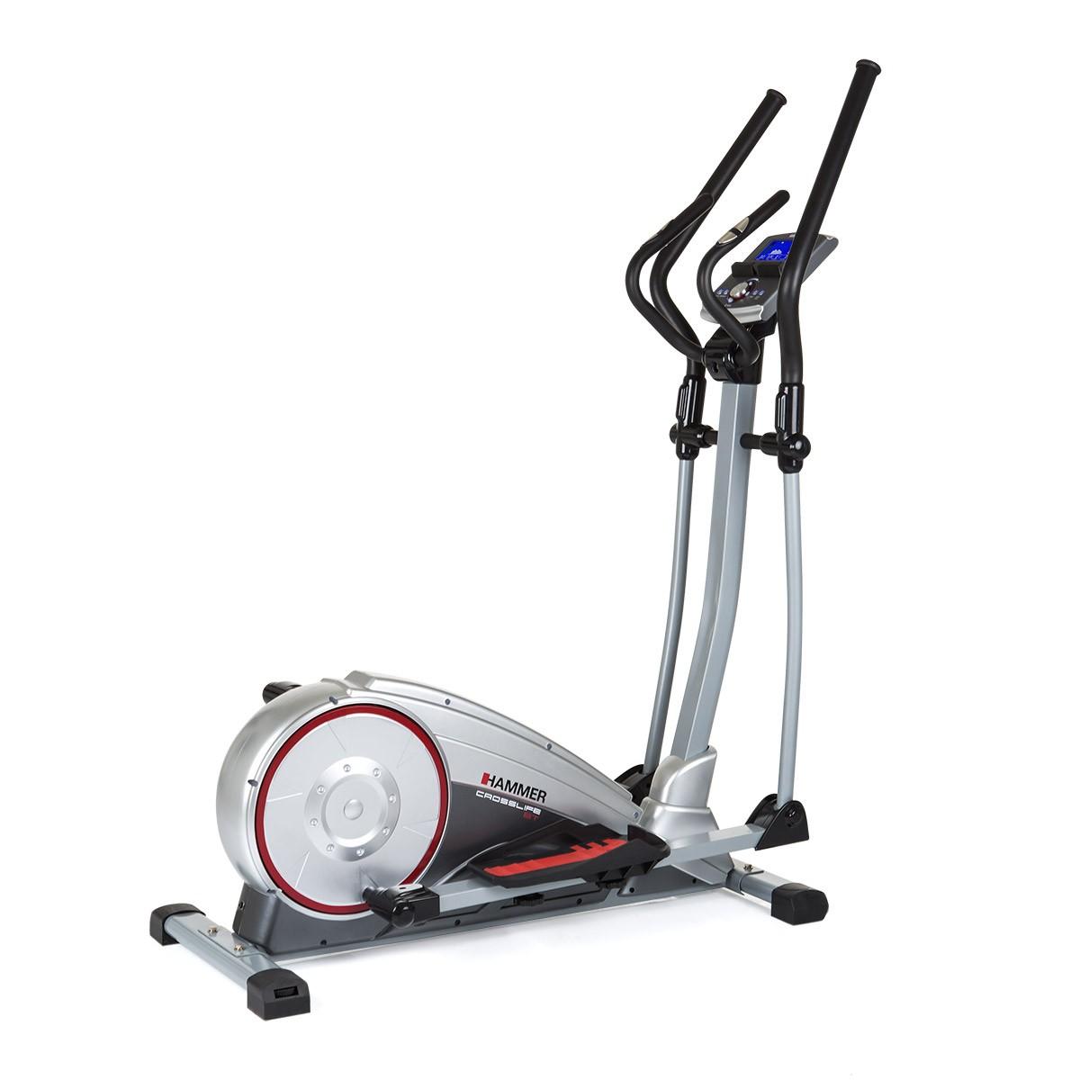 Hammer Ergometer Crosstrainer Crosslife BT Cardio Fitness Training Fitness & Jogging Ausdauertraining