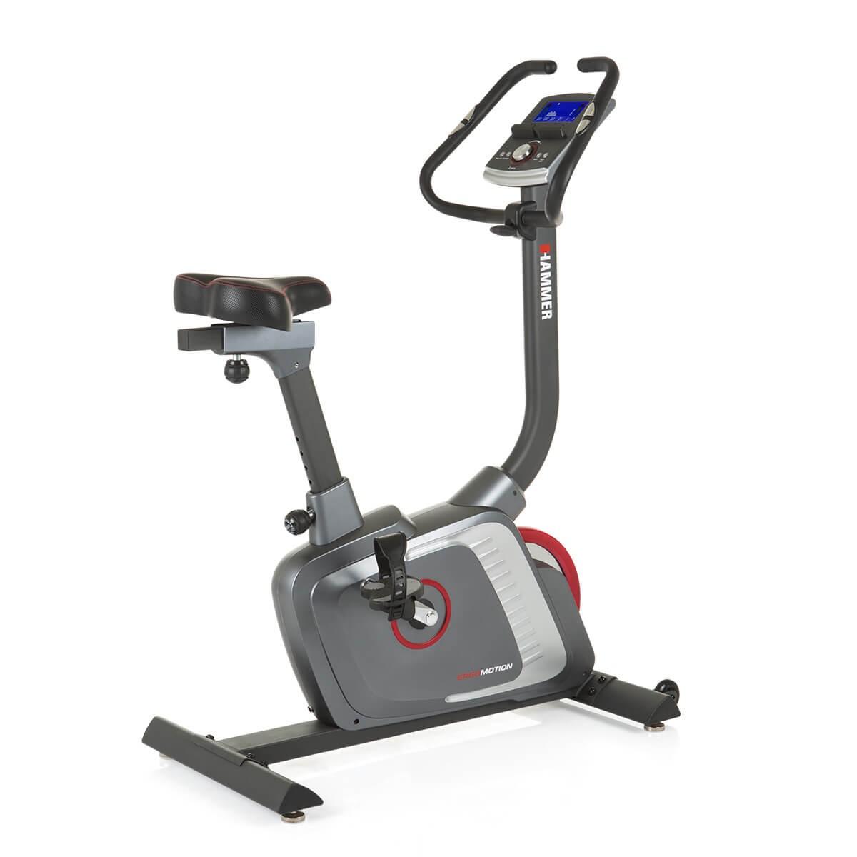 HAMMER Ergometer Exercise Bike Ergo-Motion BT