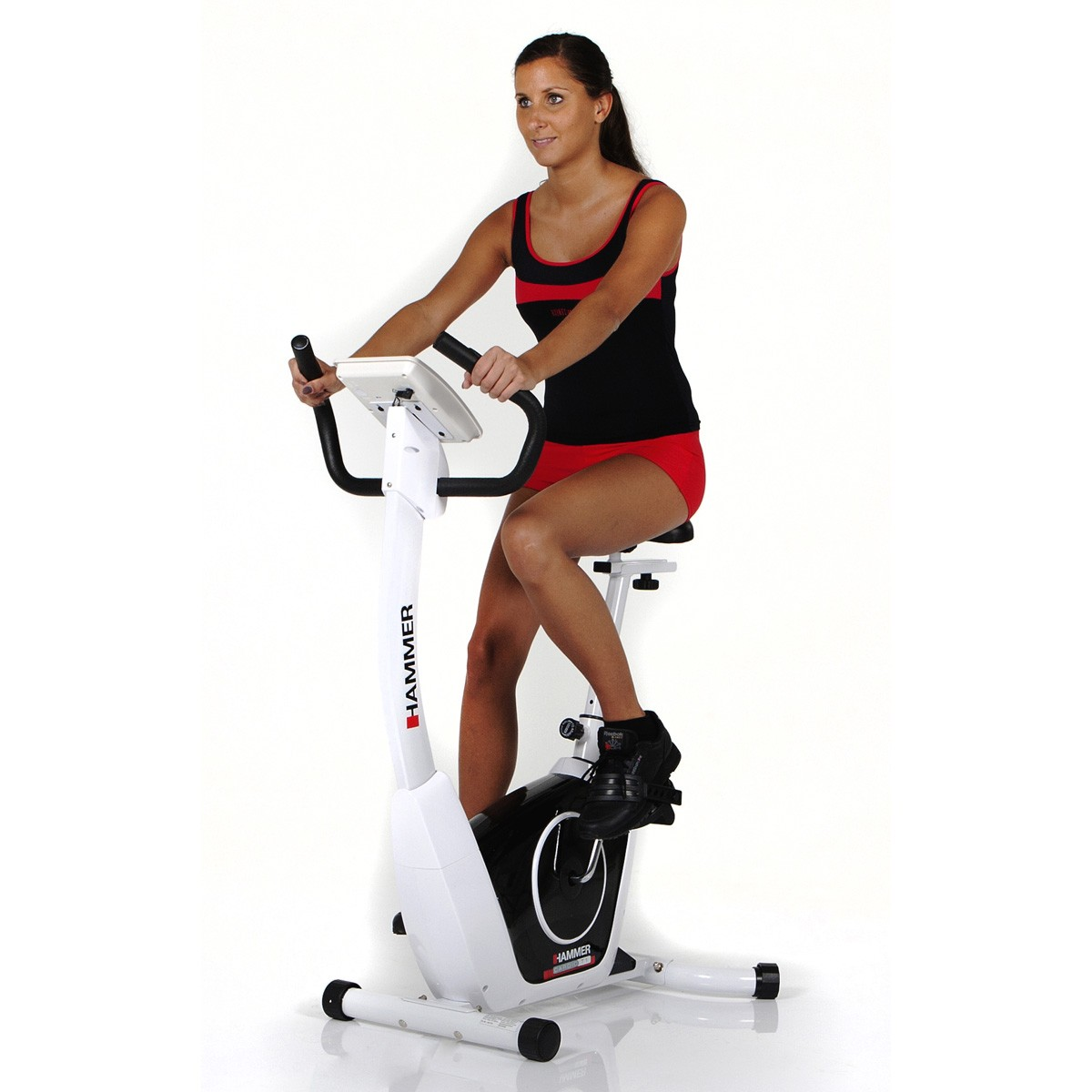 Hammer exercise bike cardio t1 for Ab salon equipment reviews