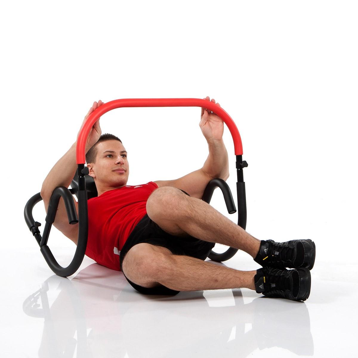 hammer ab roller abdominal trainer. Black Bedroom Furniture Sets. Home Design Ideas
