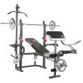 4508 HAMMER Weight Bench Bermuda XT Pro