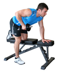 Finnlo Incline Bench