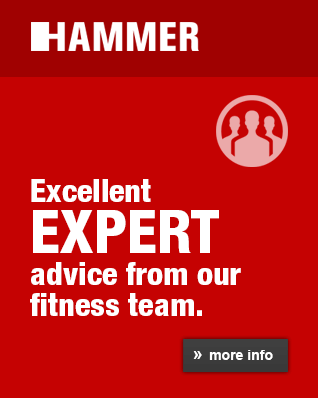 HAMMER - Excellent expert advice from our team