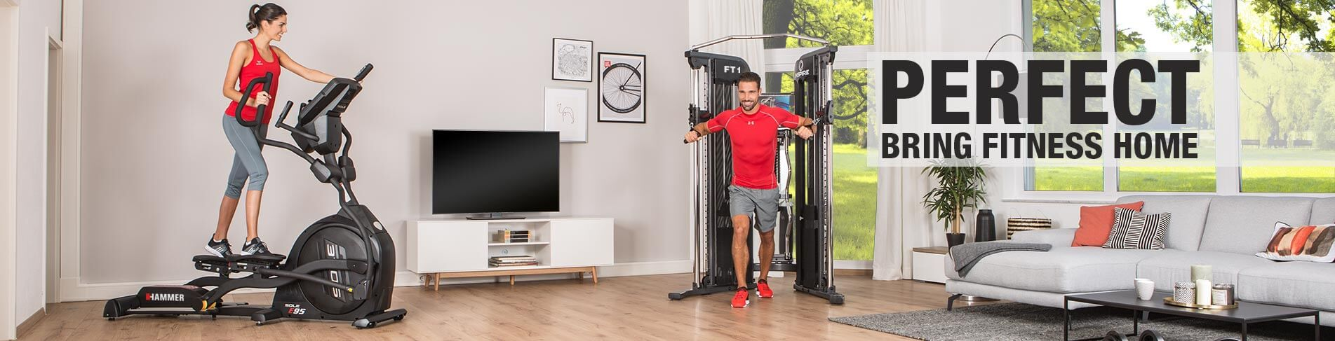 simply excercise at home - HAMMER