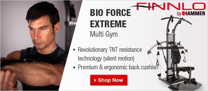 FINNLO by HAMMER Multi Gym Bio Force Extreme