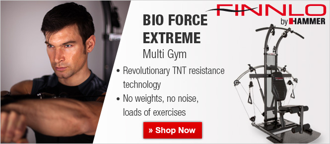 FINNLO by HAMMER Multi Gym Bio Force Extreme