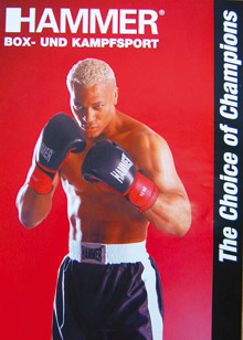 Finnlo 100 Jahre Erfahrung Marke Hammer Boxing