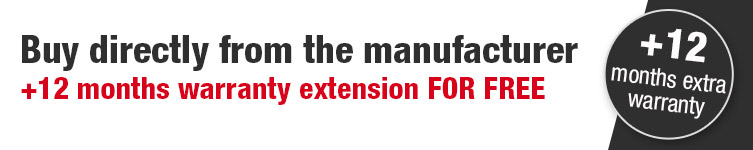 Warranty extension for FINNLO by HAMMER Ergometer Varon XTR