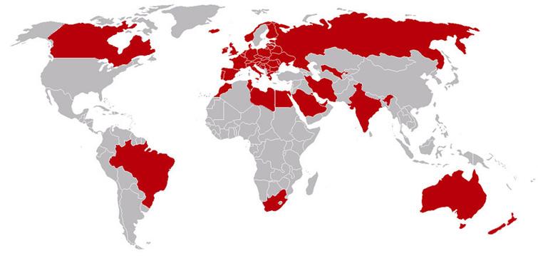 Hammer Weltweit