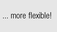 Training at home is more  flexible