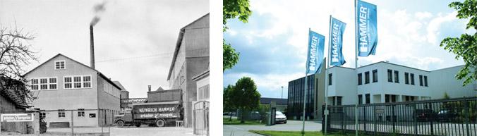 Hammer 100 Jahre Erfahrung Firma